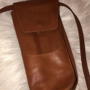 Levenger Pouch Leather Good Condition